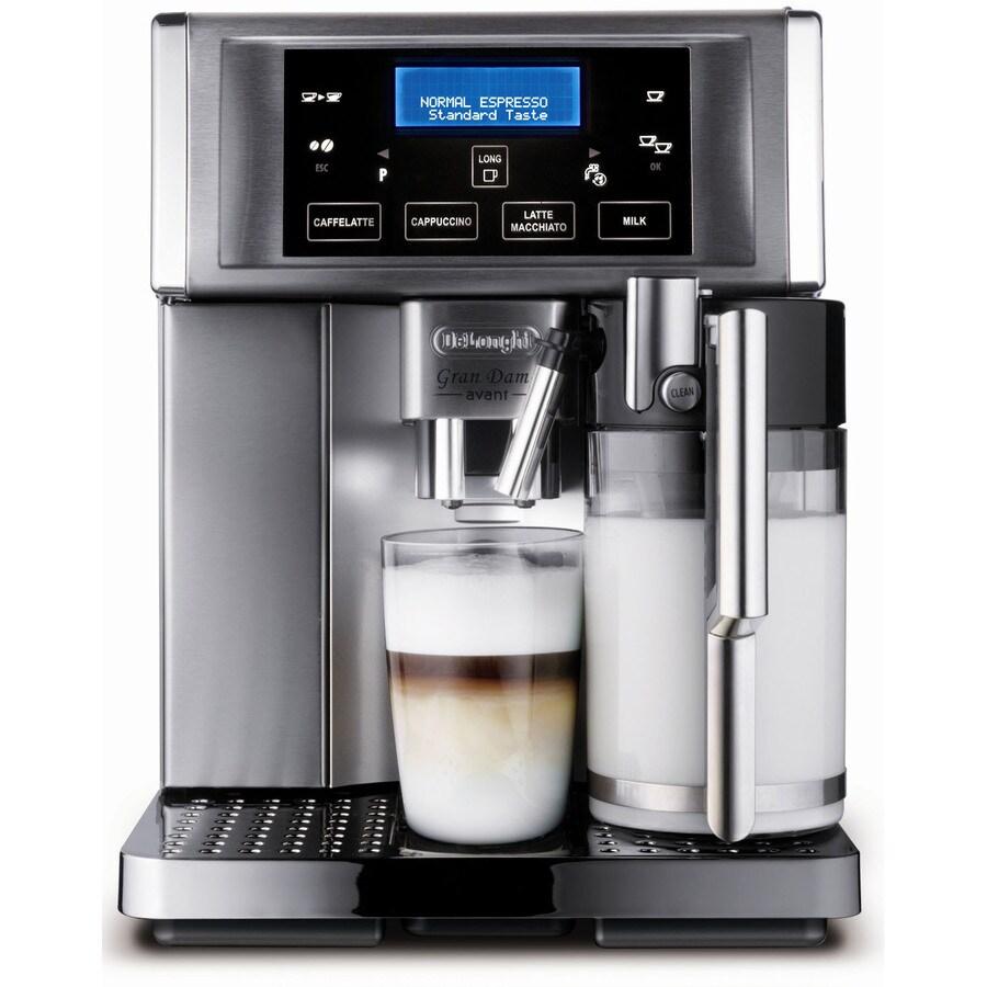 De'Longhi Die-Cast Automatic Programmable Espresso Machine