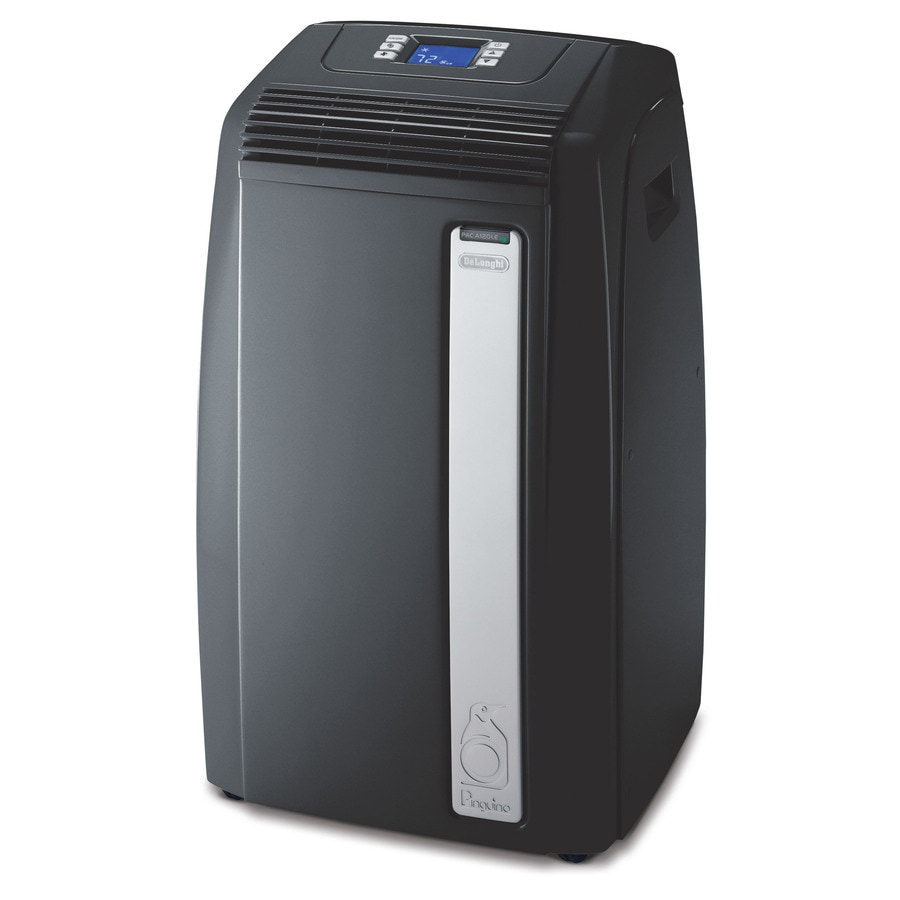 De'Longhi 13,000-BTU 500-sq ft 115-Volt Portable Air Conditioner with Heater
