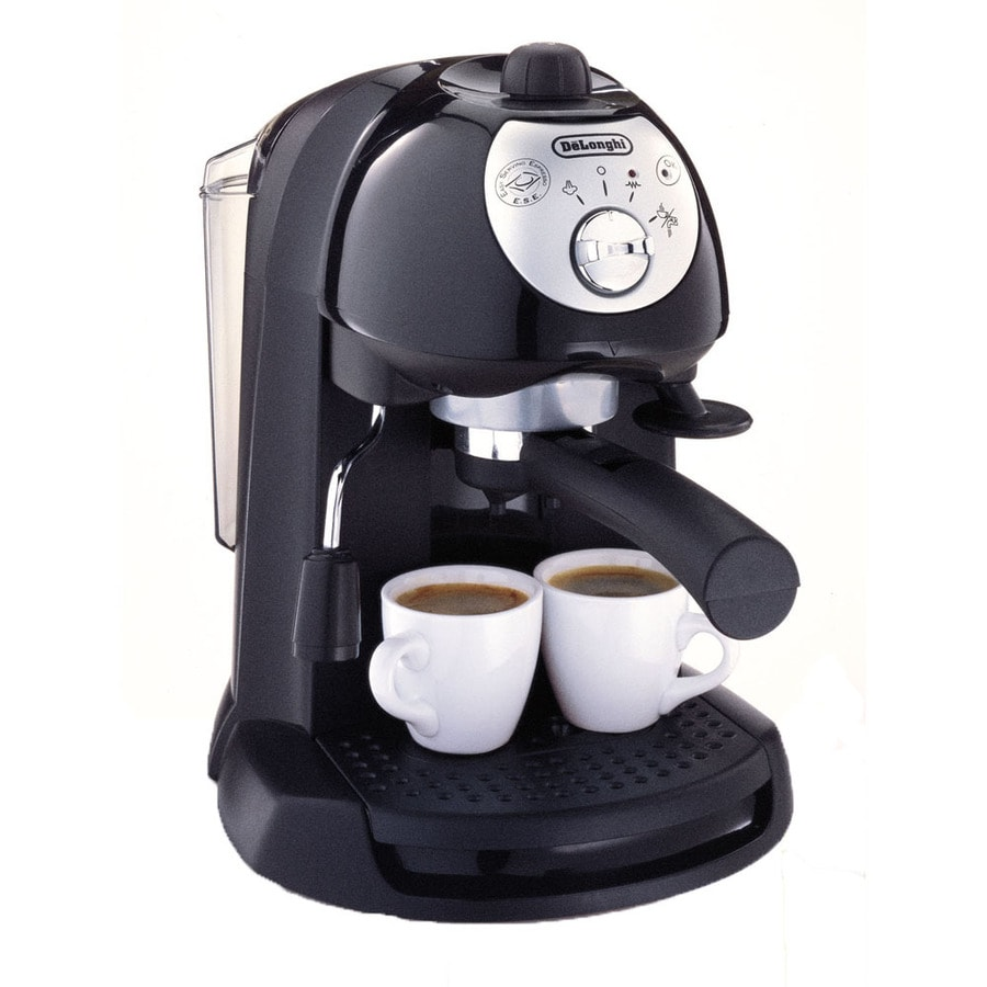 Shop De Longhi Plastic Manual Espresso Machine at Lowes.com