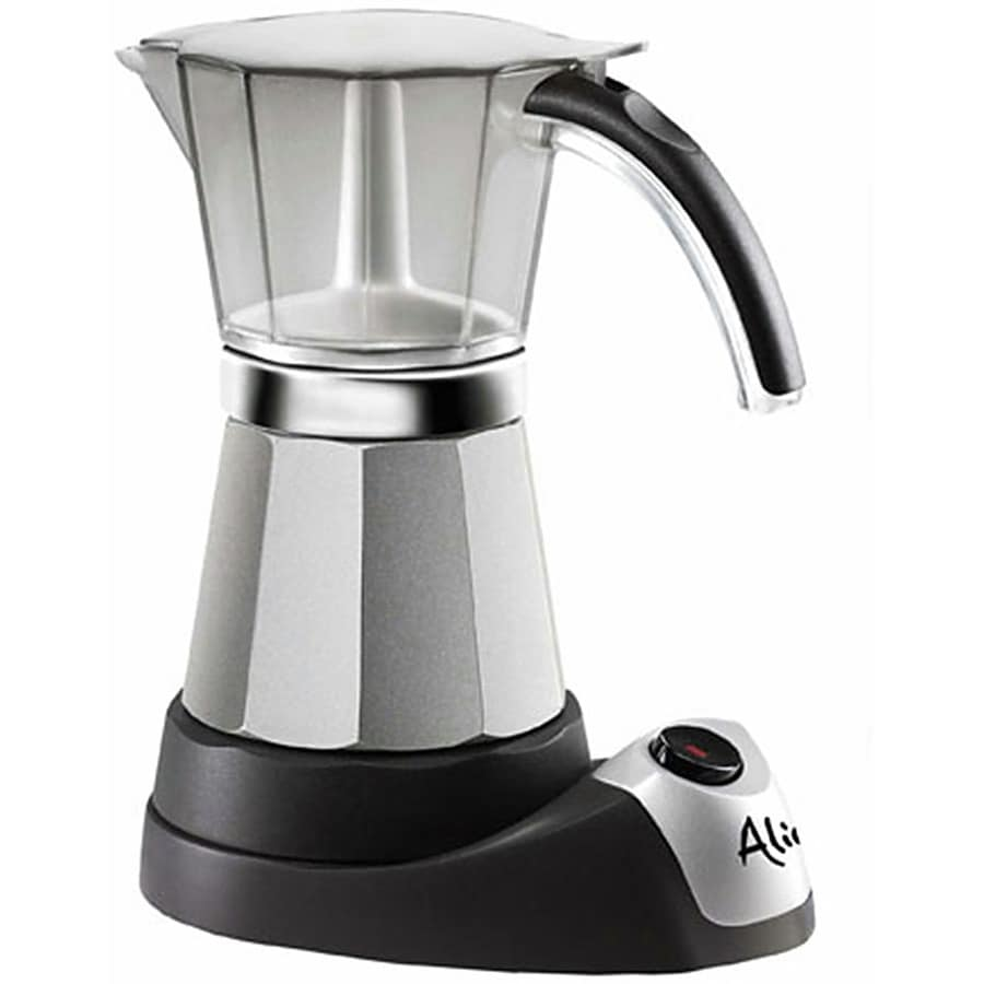 Shop De Longhi 6-Cup Stainless Steel Coffee Maker at Lowes.com