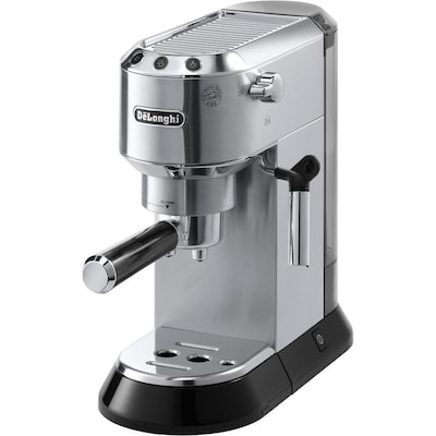 DeLonghi Stainless Steel Automatic Espresso Machine at Lowes com