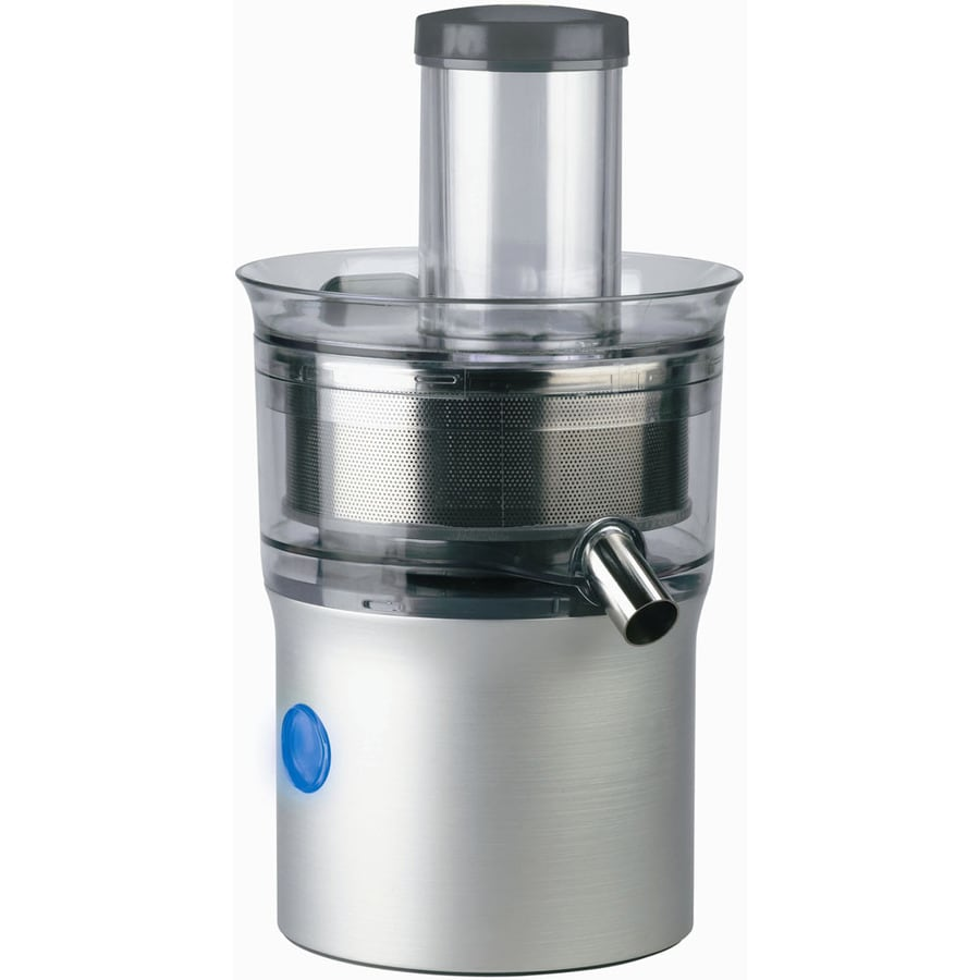 De'Longhi Brushed Stainless Steel Juice Extractor