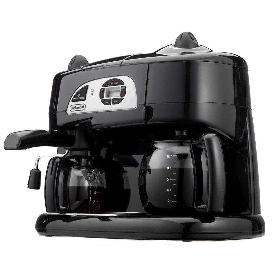 De Longhi 14 Cup Combo Coffee Espresso Maker