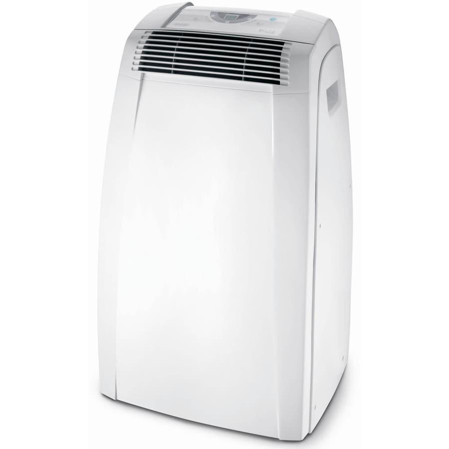 Lowe S Portable Air Conditioner Units : Shop delonghi btu sq ft volt portable air