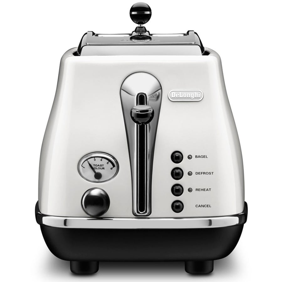 DeLonghi 2-Slice Metal Toaster