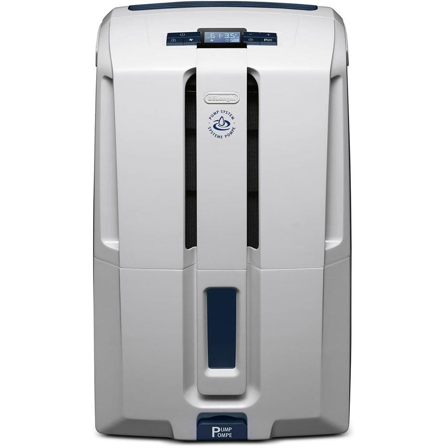 DeLonghi 70 2-Speed Dehumidifier with Built-In Pump ENERGY STAR