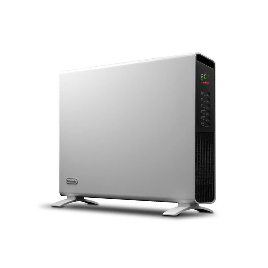 De Longhi 1500 Watt Convection Flat Panel Electric Space