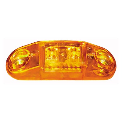 Led Amber Clearance Light At Lowes