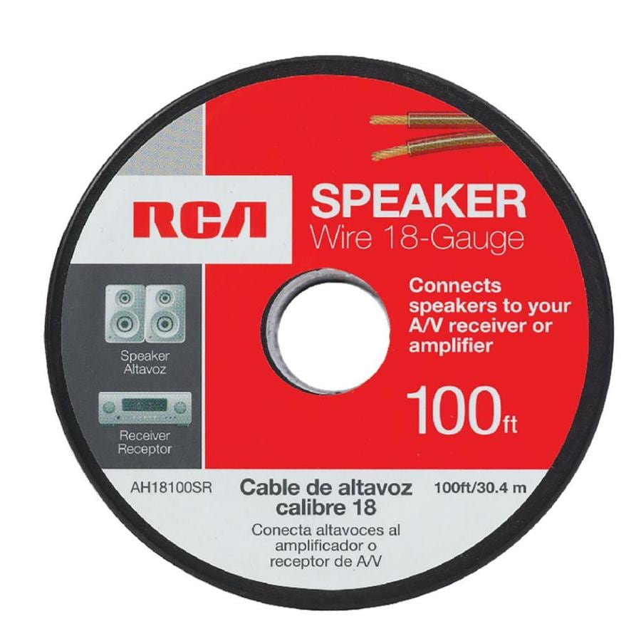 Speaker Wire At Outdoor Audio Wiring For Speakers Rca By The Roll