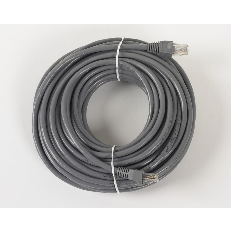 Shop RCA 50-ft CAT 6 (Ethernet) Data Cable at Lowes.com