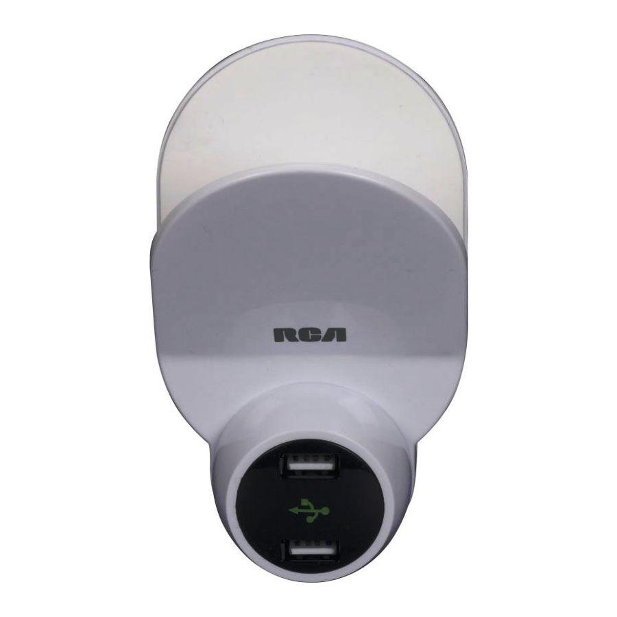 RCA Mini USB Charger