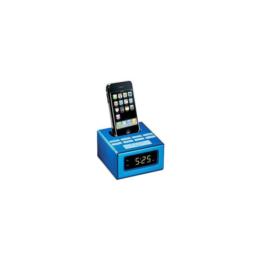 RCA Blue Docking Station for iPhone and iPod