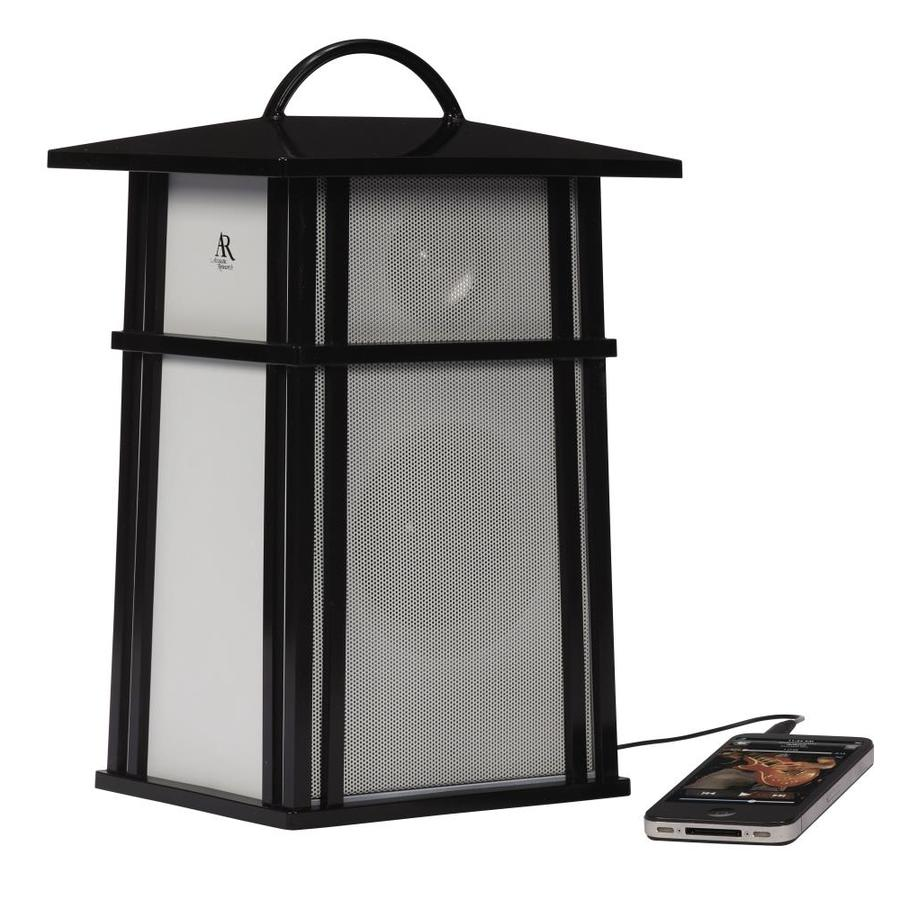 Acoustic Research 5-Watt Black Square Wireless Speaker