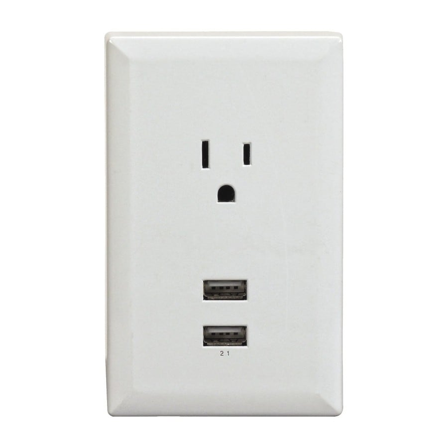 RCA Usb A Wall Outlet Charger