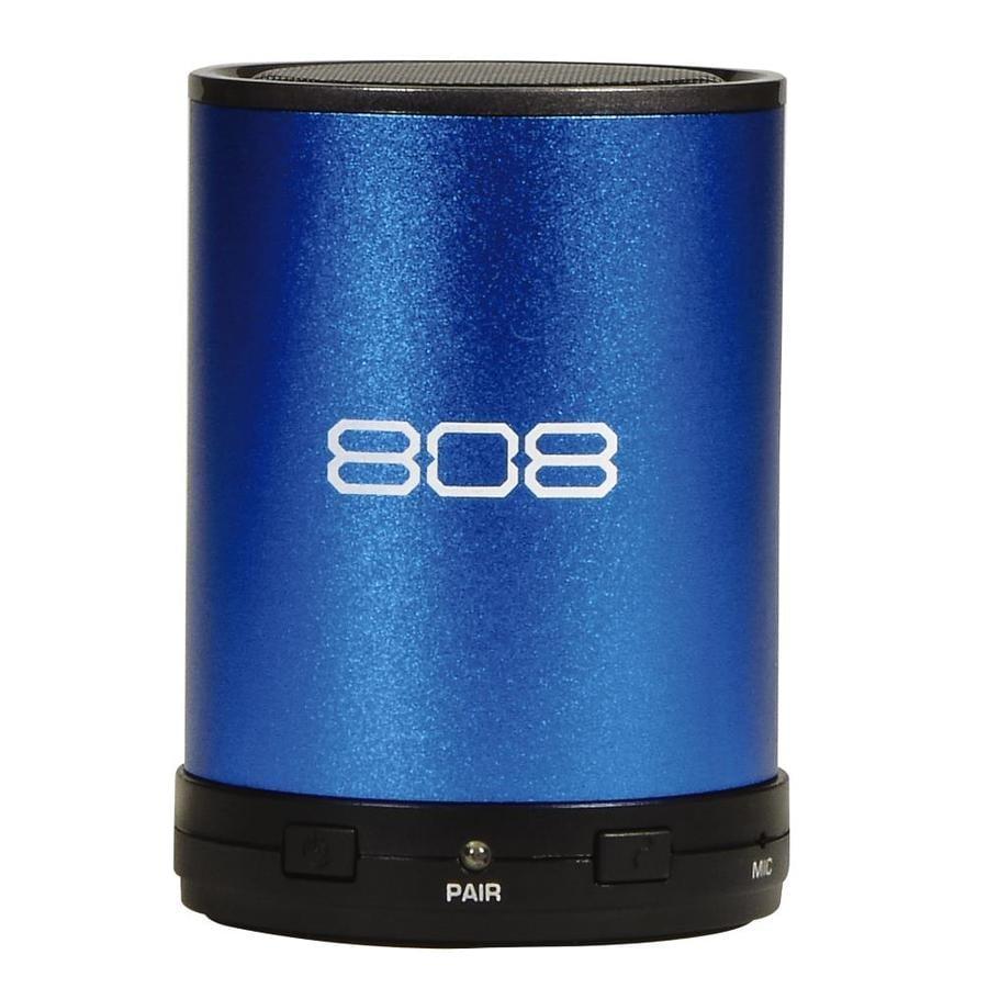 808 Canz Plus 1-Speaker 5-Watt Portable Speaker with Bluetooth