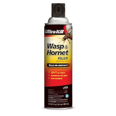 Ultra-Kill Wasp and Hornet 17-oz Insect