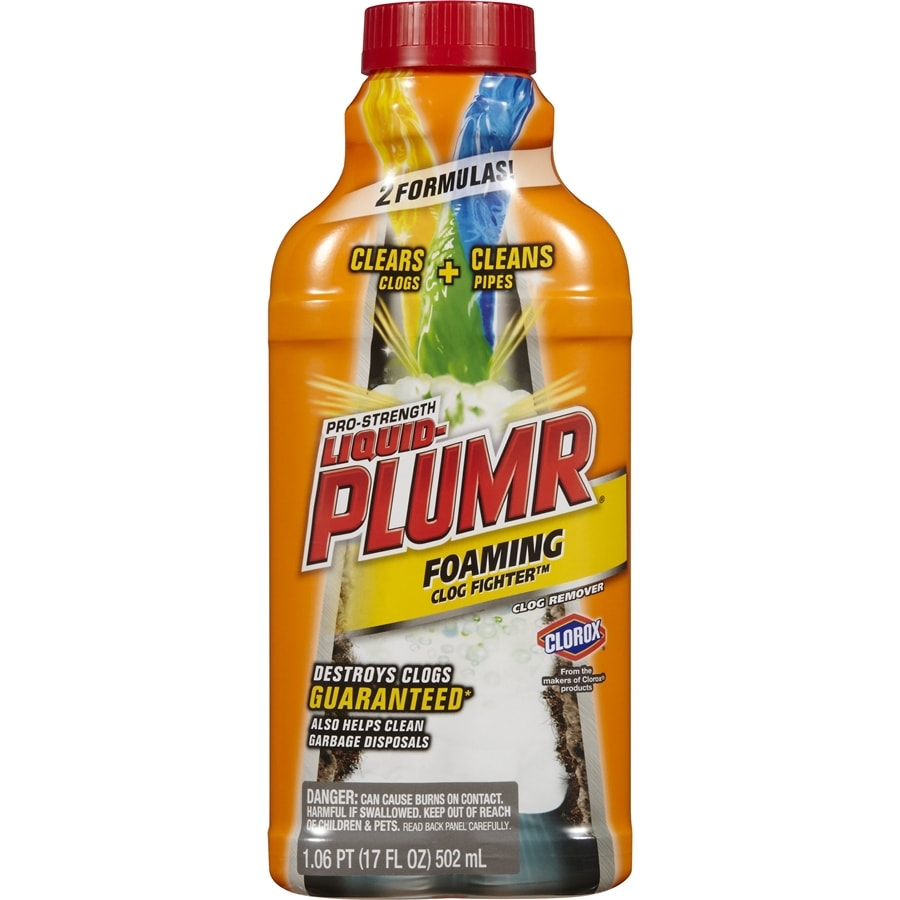 Liquid-Plumr 17 fl-oz  Drain Cleaner Pour Bottle