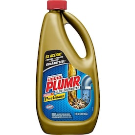Liquid-Plumr 32-fl oz Drain Cleaner Pour Bottle