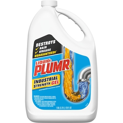 Liquid Plumr 128 Fl Oz Drain Cleaner At Lowes Com