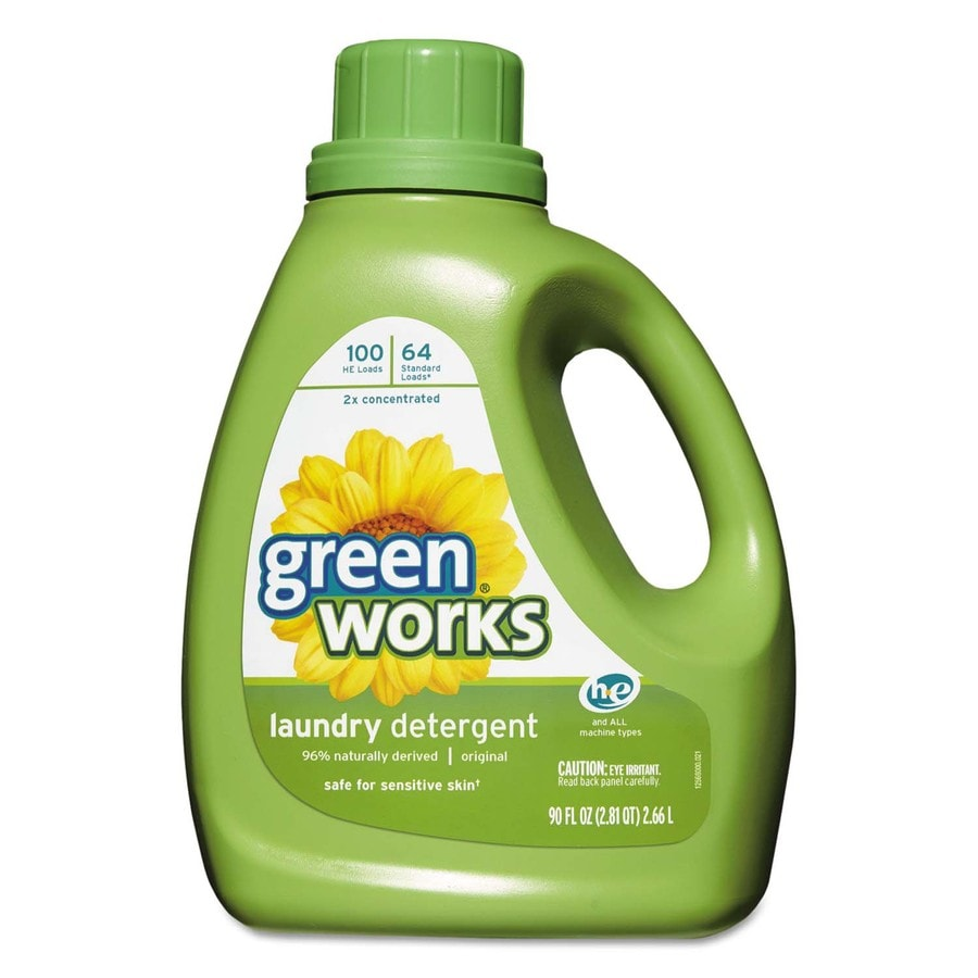 Greenworks 90-oz Original High-Efficiency Laundry Detergent