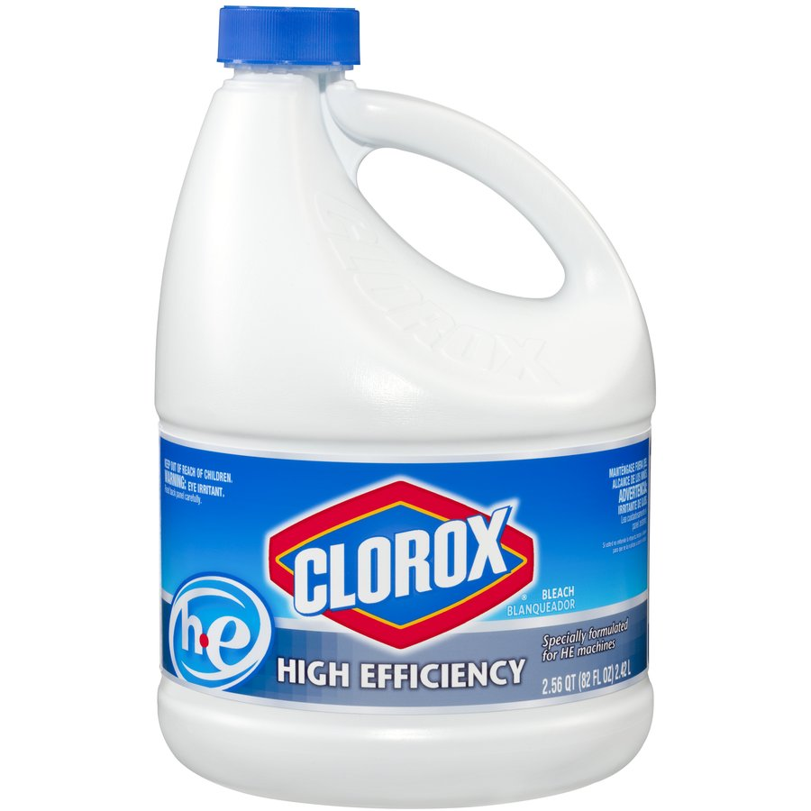 Shop Clorox 82 Fl Oz Household Bleach At Lowes Com