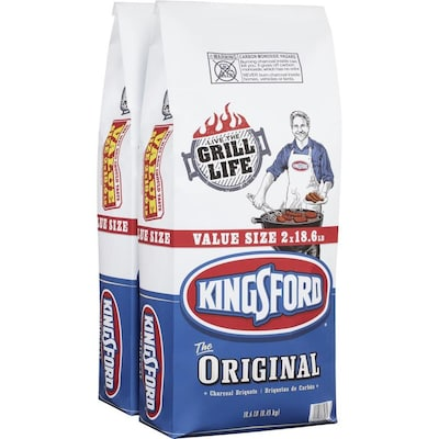 Kingsford 2-Pack 18 6-lb Charcoal Briquettes at Lowes com
