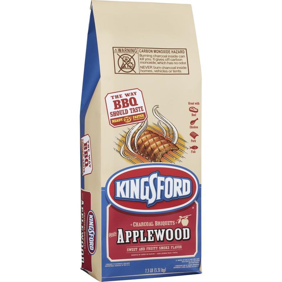 Kingsford 7.3-lb Applewood Charcoal Briquettes
