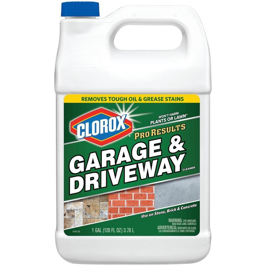 Clorox Garage and Driveway 128-fl oz All-Purpose Cleaner