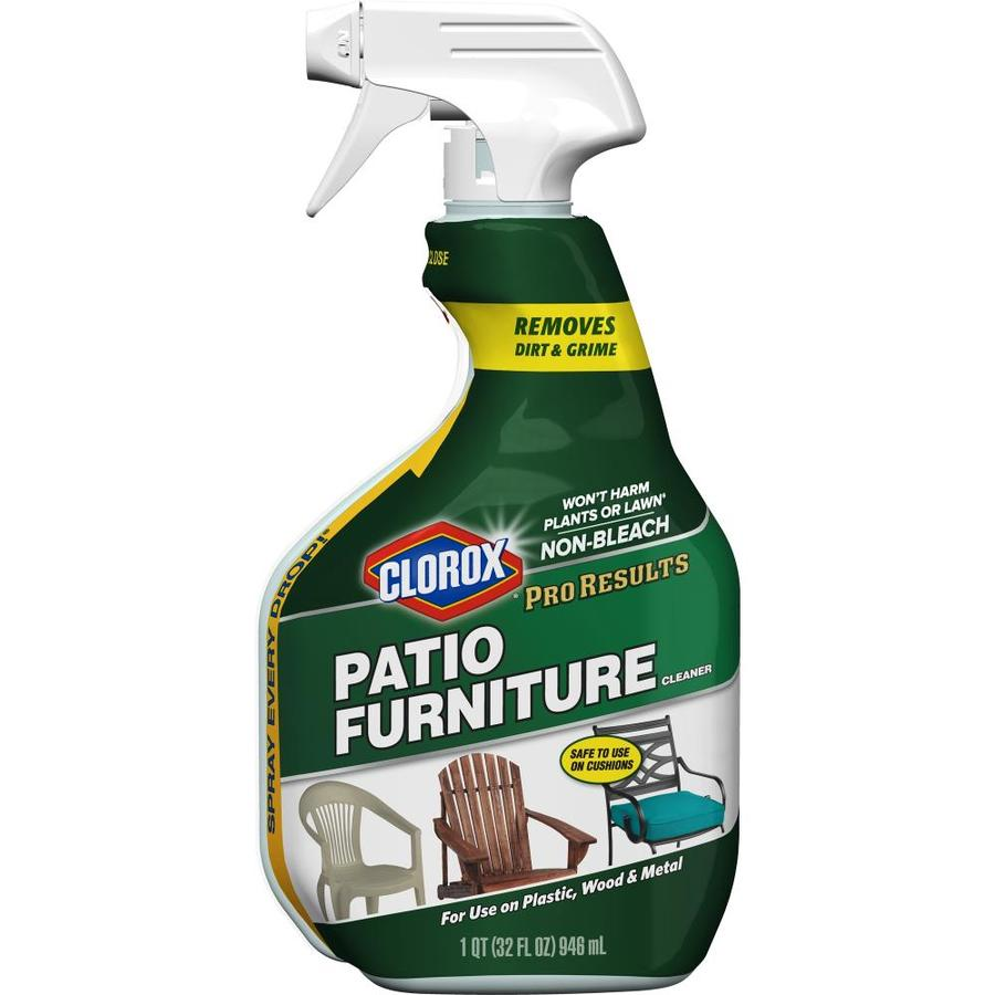 Shop Clorox Patio Furniture 32 Fl Oz All Purpose Cleaner At
