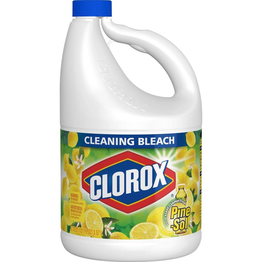 Clorox Cleaning Bleach 121-fl oz Lemon Scent All-Purpose Cleaner