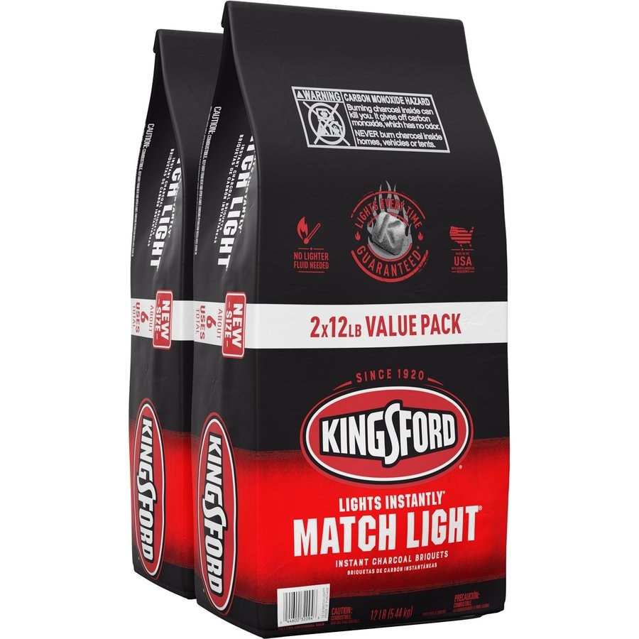 Match Light Match Light Instant Charcoal Briquettes Bbq