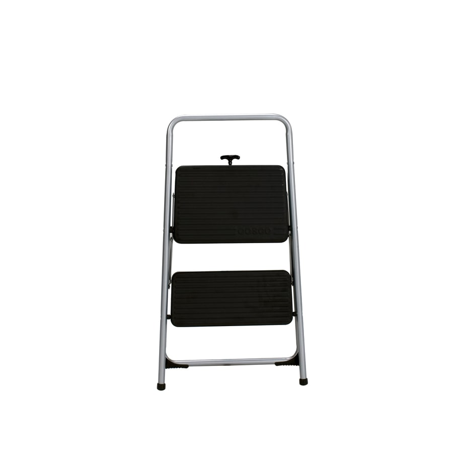 Cosco 2 Step Steel Step Stool At Lowes Com