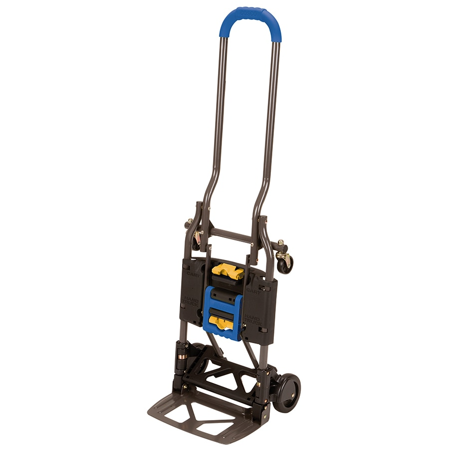 Cosco 300-lb Capacity Stainless Steel Steel Folding Hand Truck