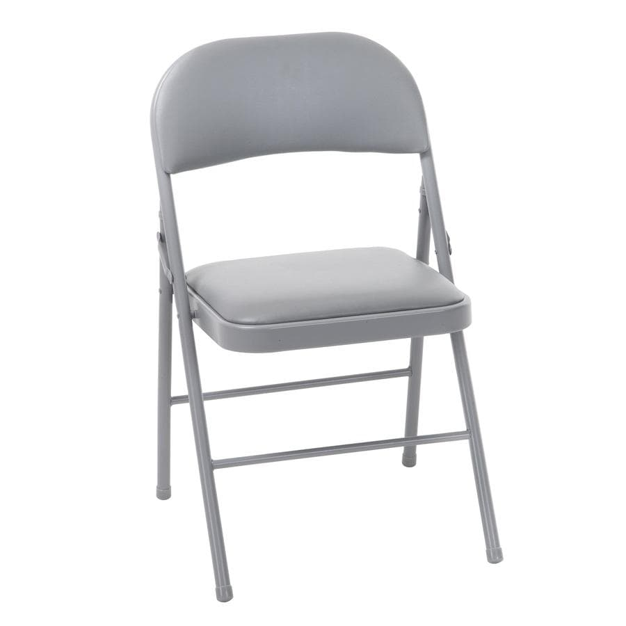 Padded Folding Chairs at Lowes.com