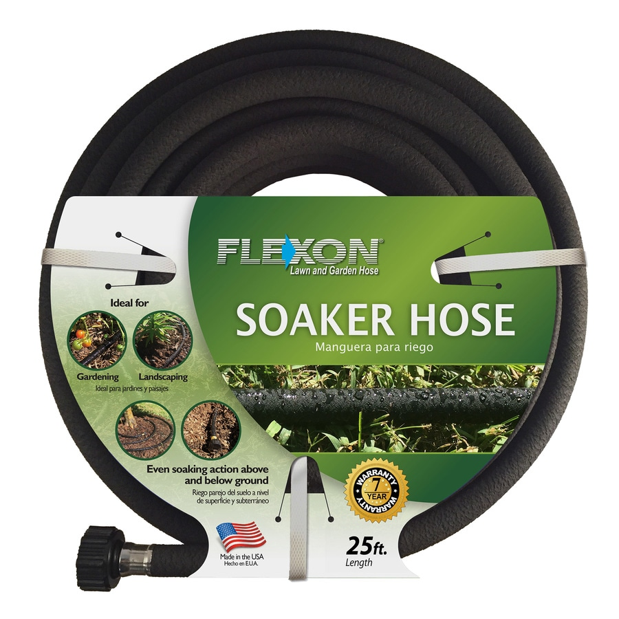 Great FLEXON 1/2 In X 25 Ft Garden Hose