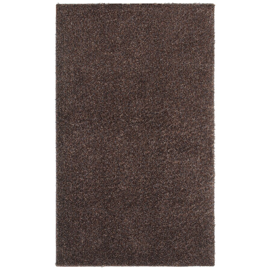 Shaw Living Rectangular Tufted Throw Rug (Common: 2 x 4; Actual: 30-in W x 46-in L)