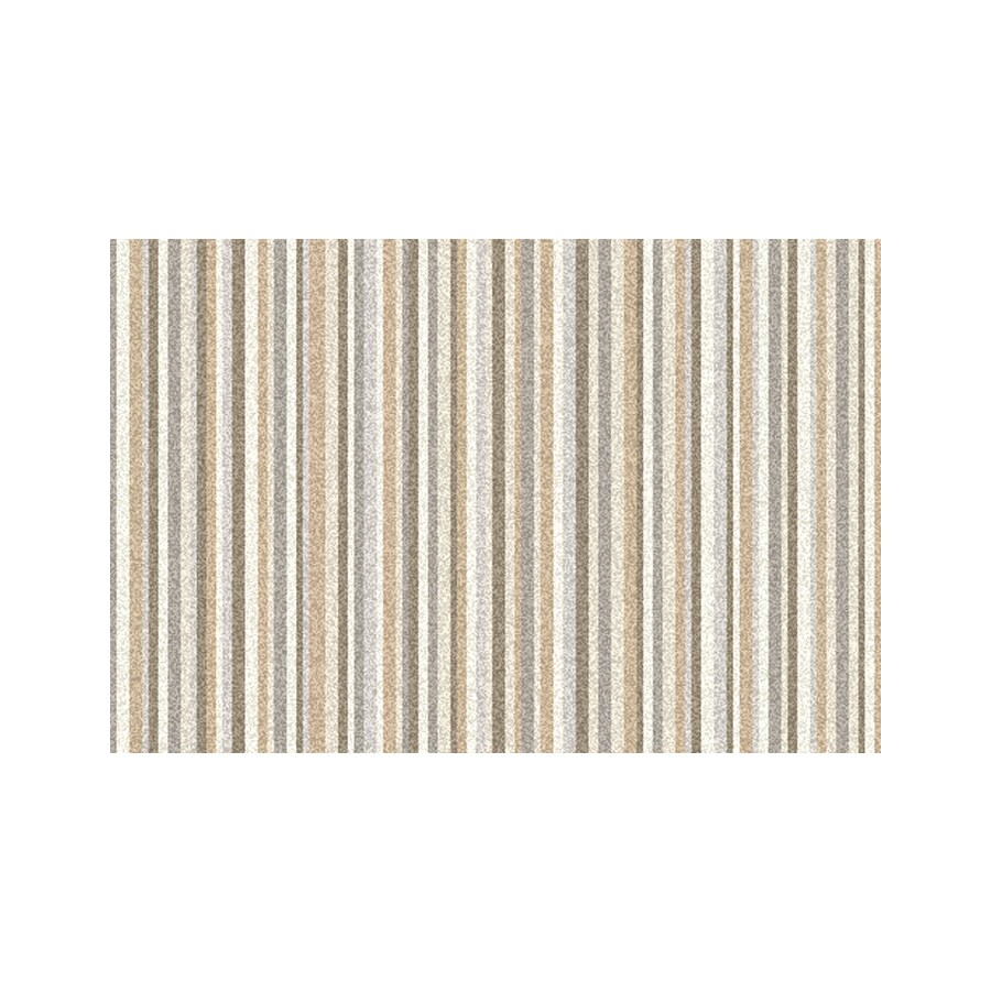 Shaw Living Clare 8-ft x 10-ft Rectangular Beige Solid Area Rug