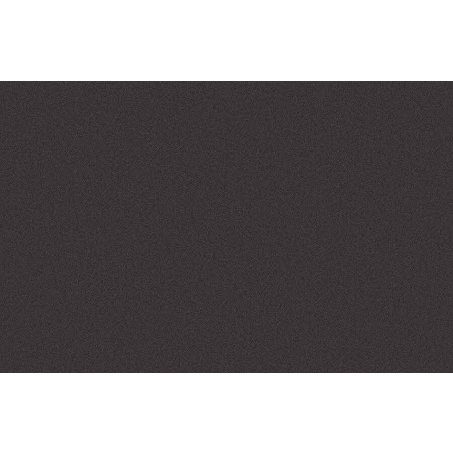 allen + roth Melbourne Shag 5-ft x 5-ft Rectangular Black Transitional Area Rug