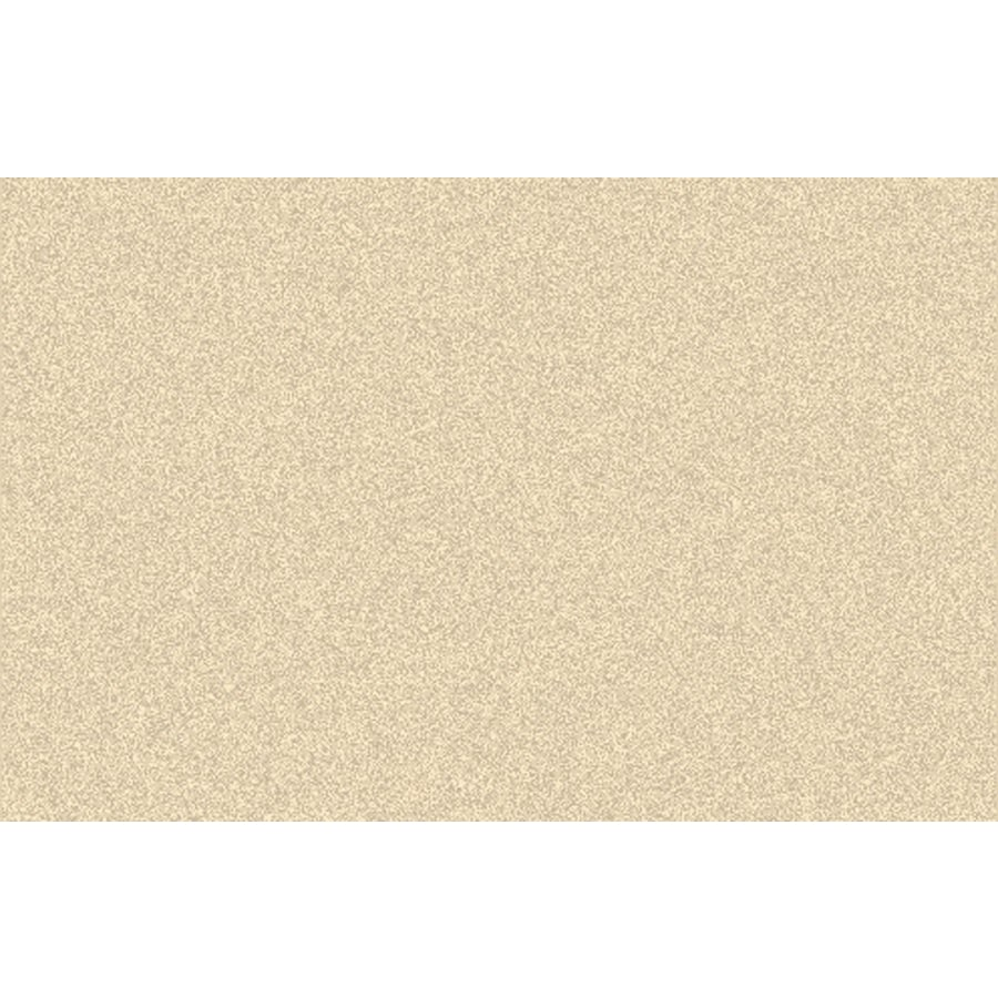 allen + roth Melbourne Shag 10-ft x 10-ft Rectangular Beige Transitional Area Rug