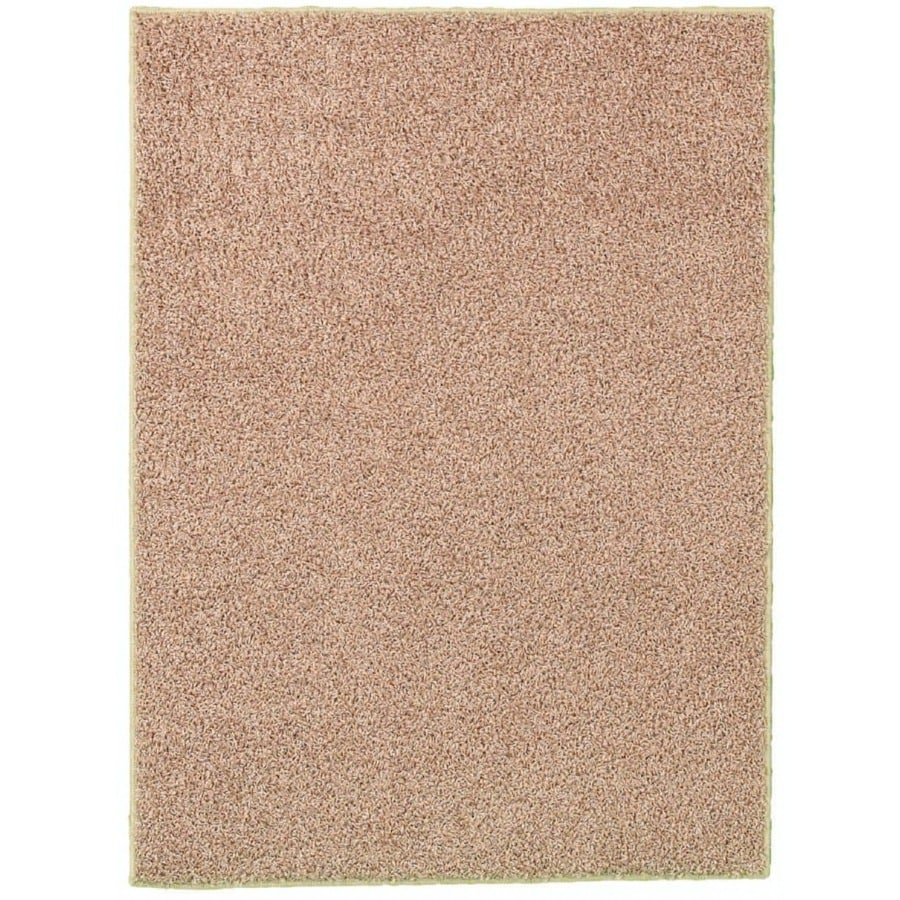 Shaw Living Dutchess Rectangular Indoor Tufted Area Rug (Common: 5 x 7; Actual: 60-in W x 84-in L)