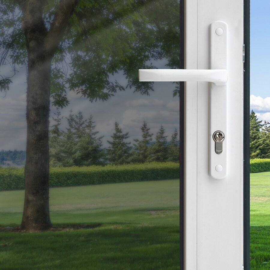 Window Platinum: Shop GILA 36-in W X 78-in L Platinum Gray Tinted Heat