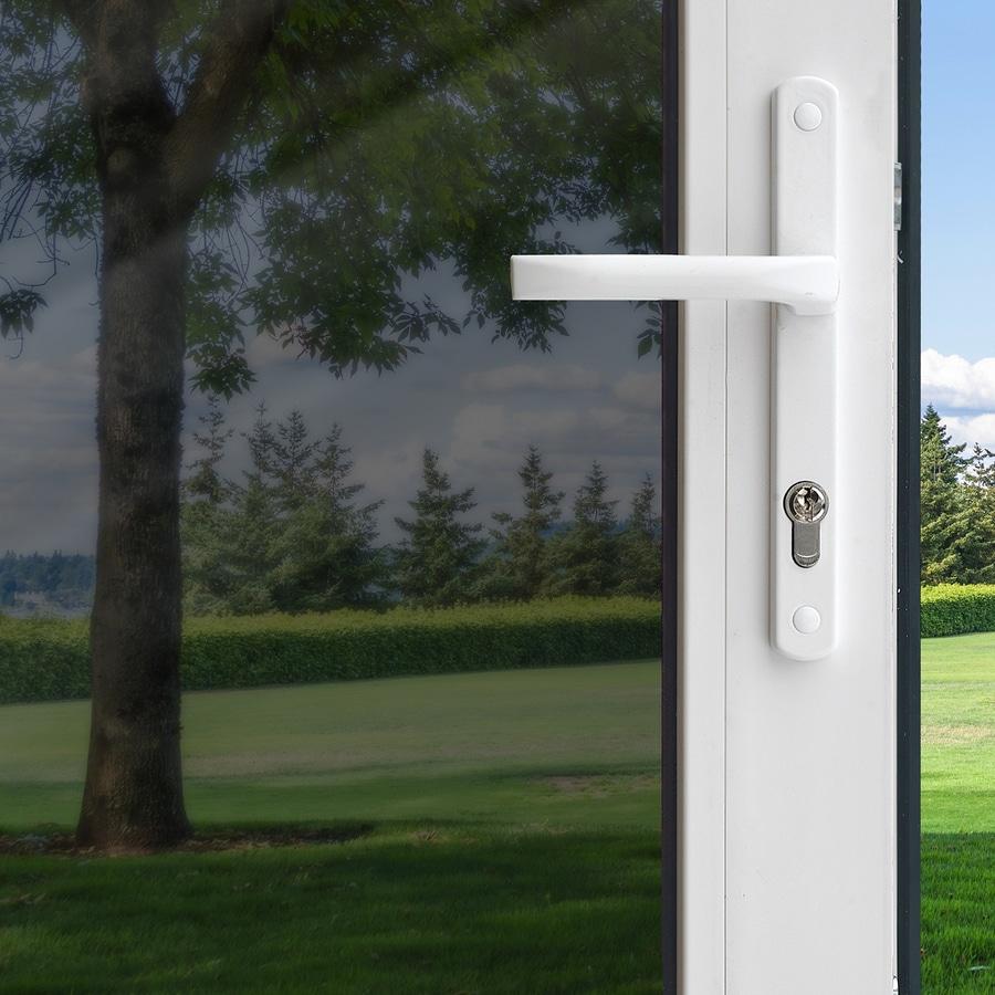 GILA 36-in W x 1200-in L Light Gray Tinted Heat-Control Adhesive Window Film