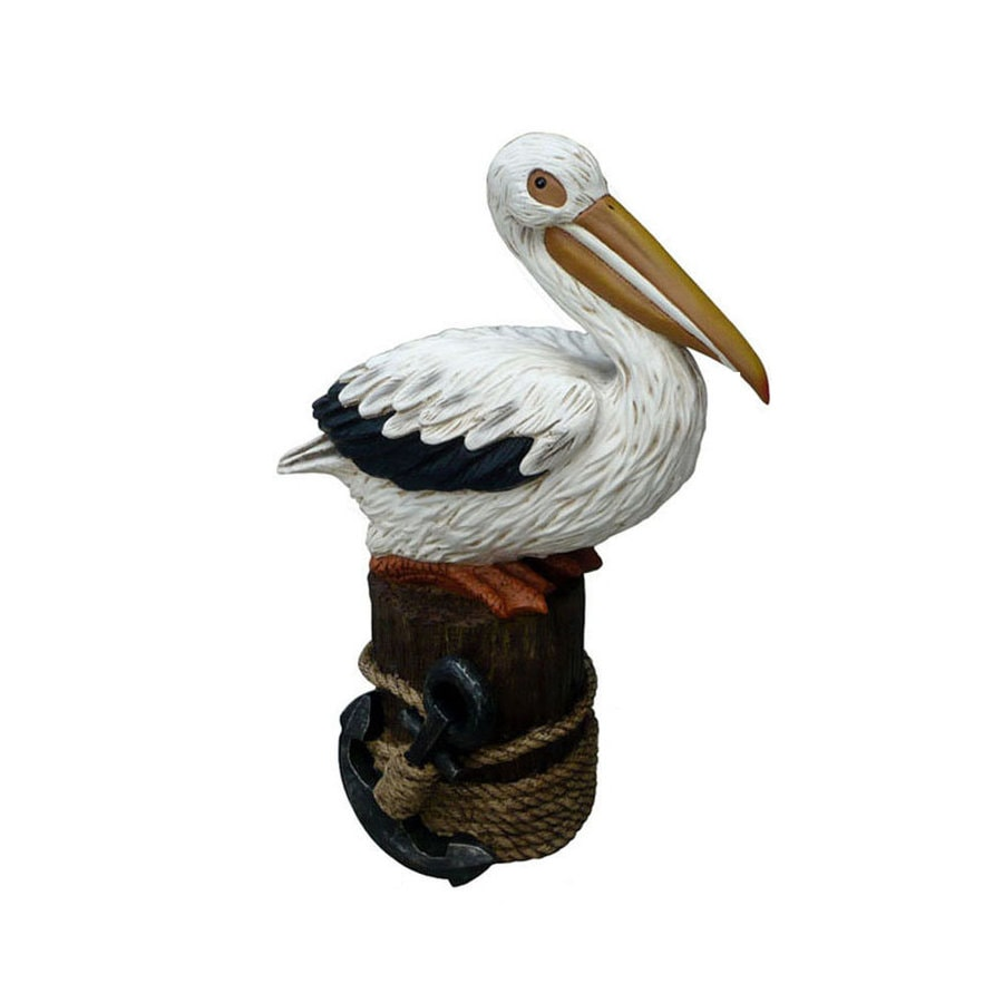 Garden Treasures 14.5-in Animal Garden Statue