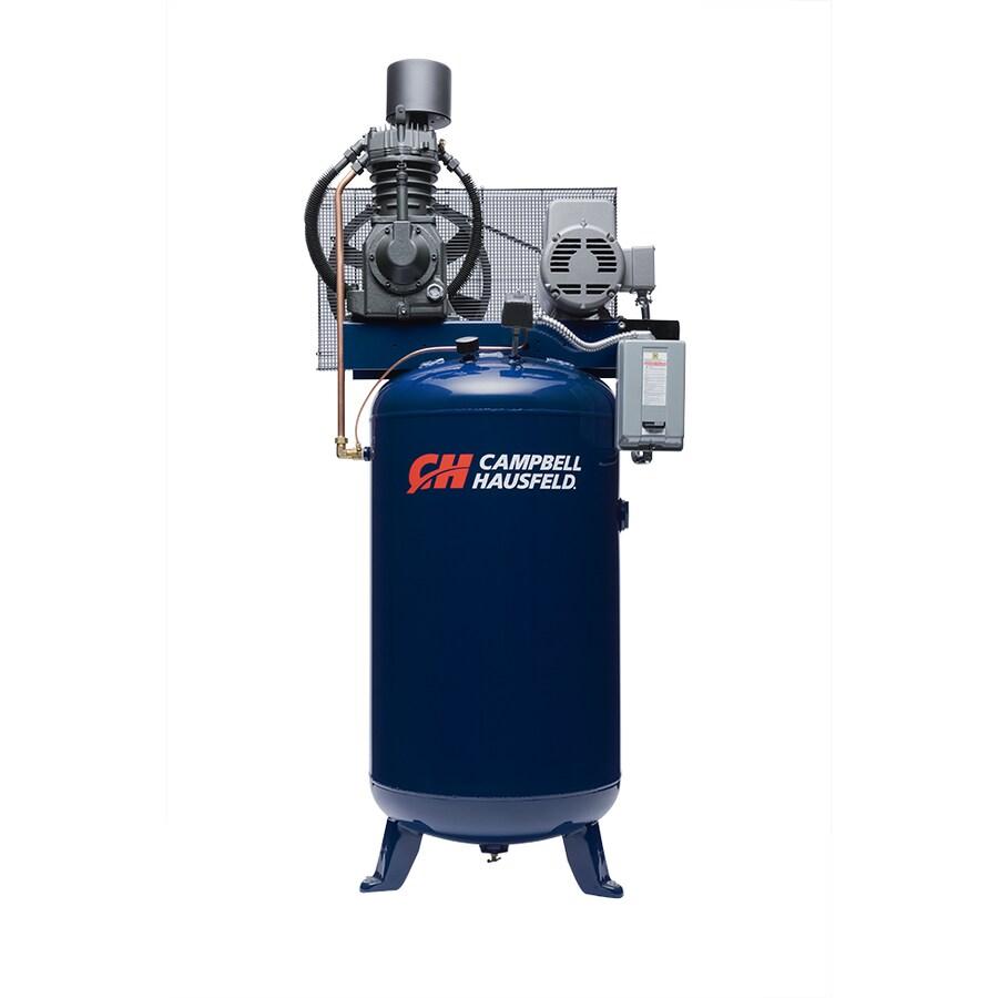 Campbell Hausfeld 80-Gallon 175-PSI Electric Vertical Air Compressor