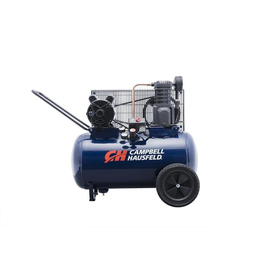Campbell Hausfeld 20-Gallon Portable Electric Horizontal Air Compressor