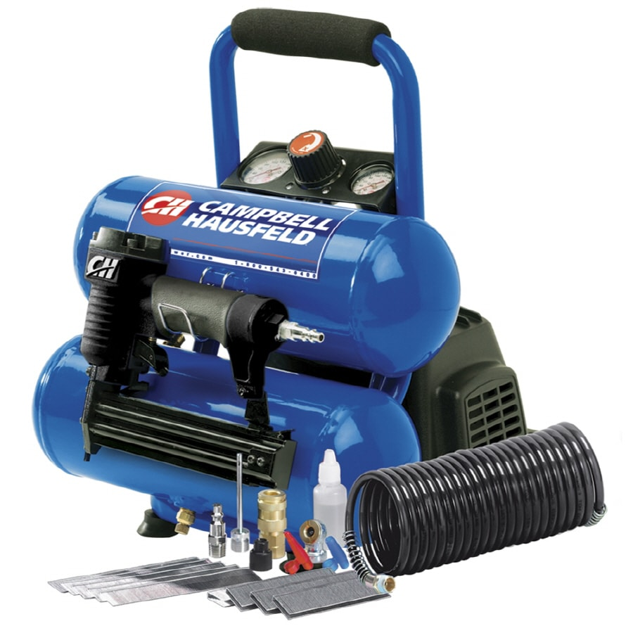 Campbell Hausfeld 2 Gallon 100 Psi Electric Air Compressor