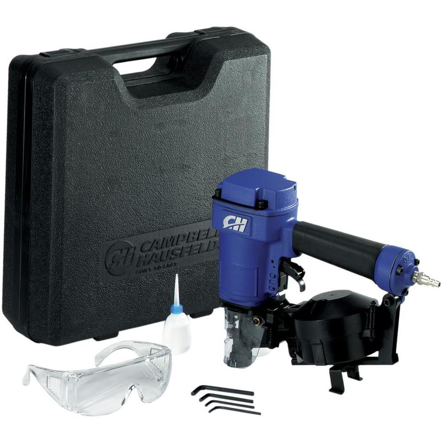 Campbell Hausfeld Roofing-Gauge Roundhead Roofing Pneumatic Nailer