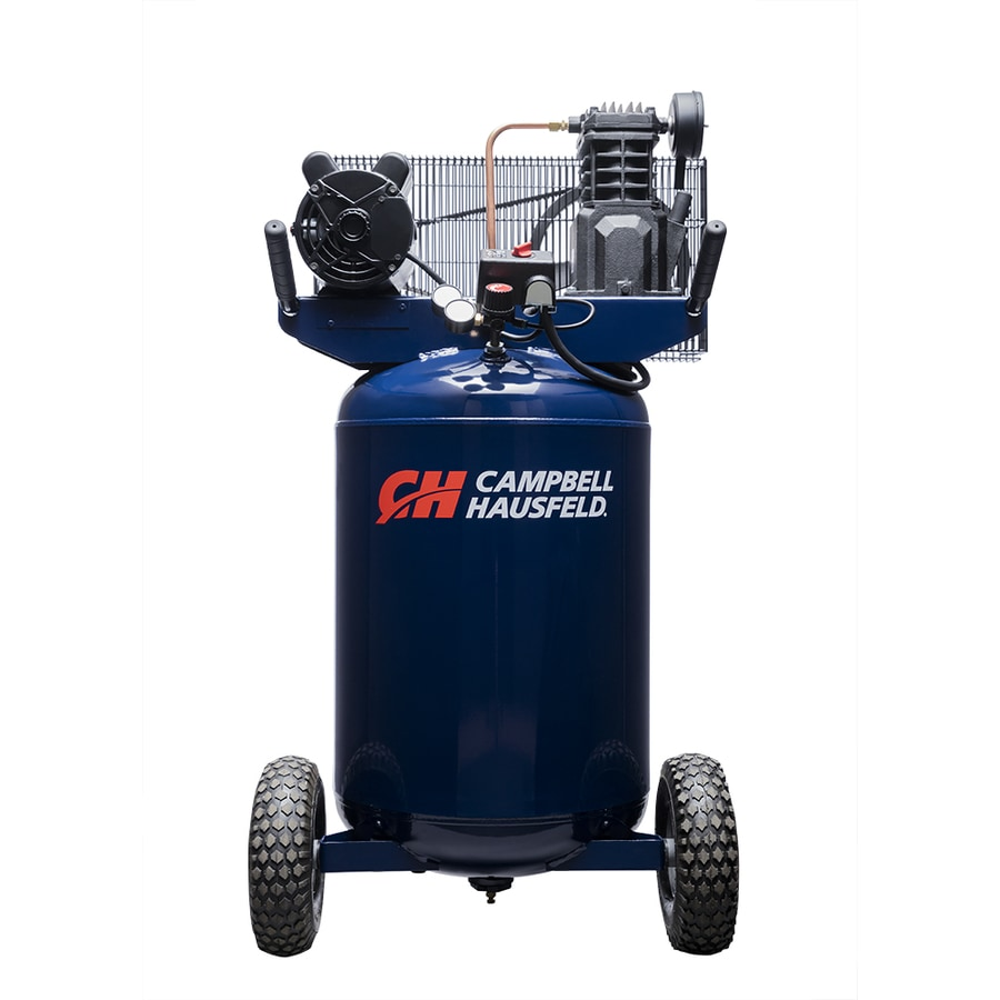 Campbell Hausfeld 30-Gallon Portable 135-PSI Electric Vertical Air Compressor