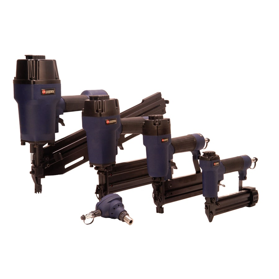 Shop Campbell Hausfeld 5-Piece Nailer Kit at Lowes.com