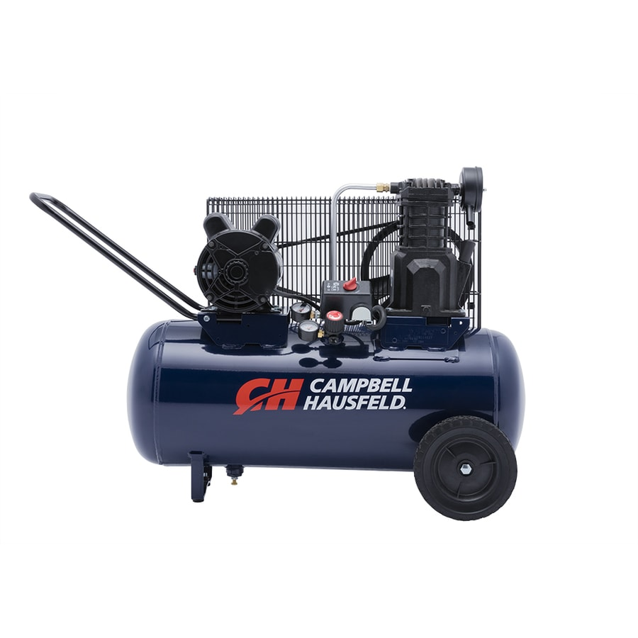 Campbell Hausfeld 15-Gallon Portable 135 Electric Horizontal Air Compressor